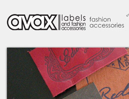 Avax Labels - Labels and Fashin Accessories