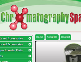 Chromatography Spares